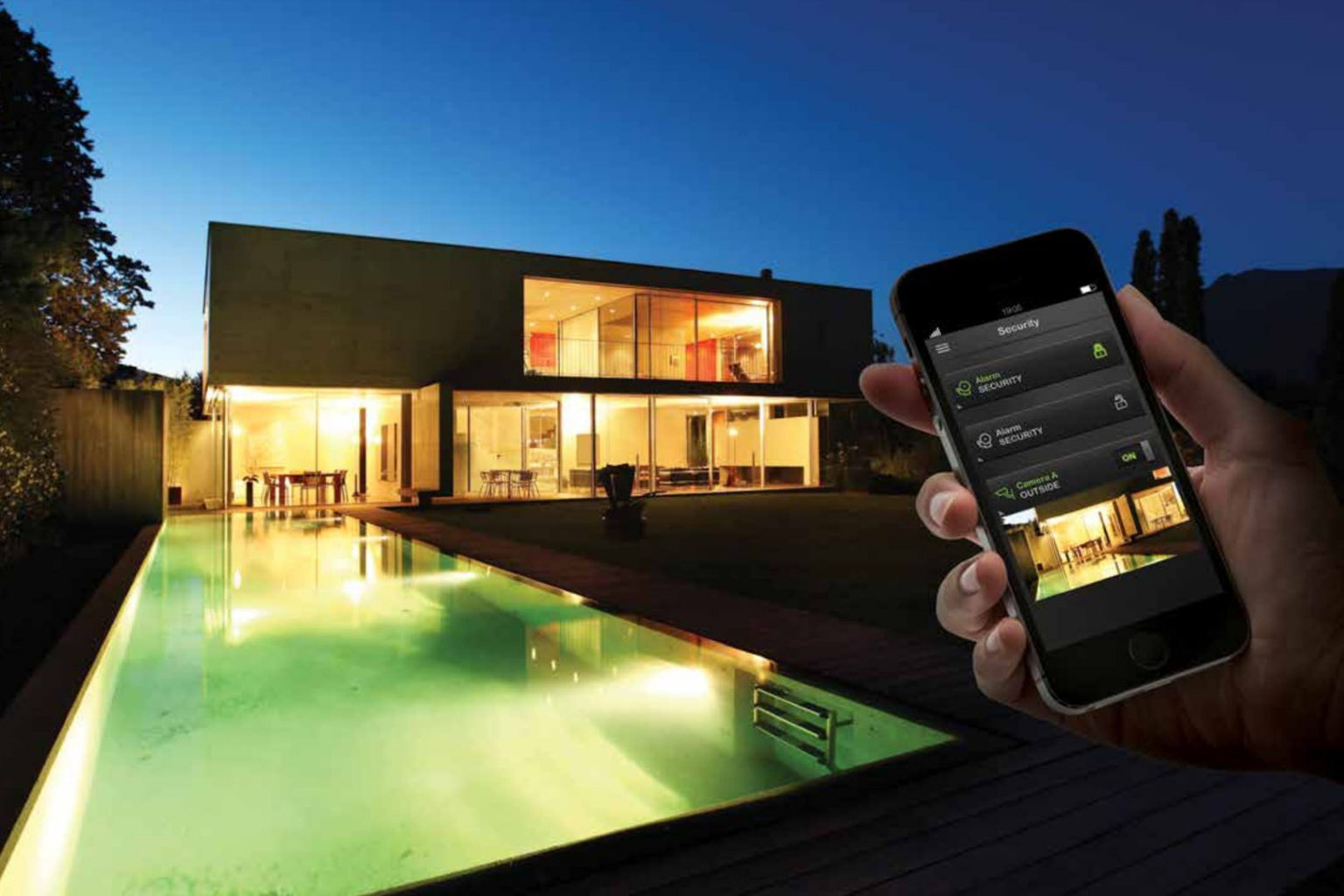 controlling clipsal cbus lighting with an iphone wiser app