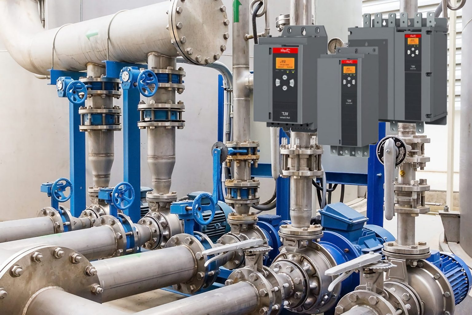 microngroup hvac pumps variable speed drives vsd installation